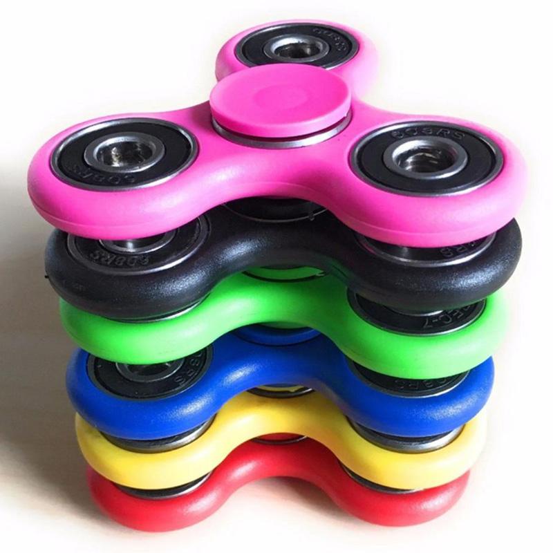 Fidget spinner, Fingertip gyroscope