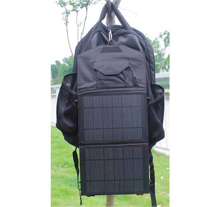 13watt portable solar bag charger EM-013