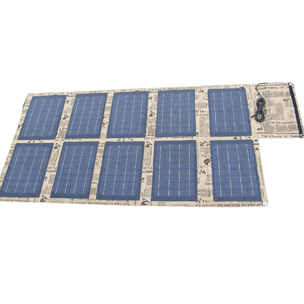 100watt foldable solar bag charger