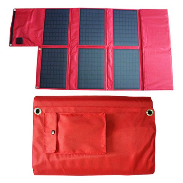 120watt solar bag charger