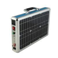 15watt portable solar system , solar charger station, solar system , Eco-Miracle solar stylste