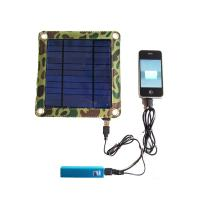 portbale mini 3watt solar bag charger kit