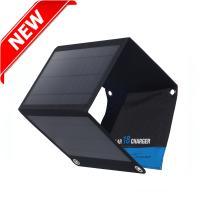 18watt dual USB port solar bag charger EM-018D
