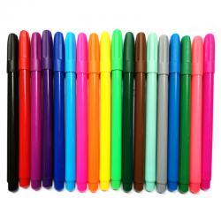 Very hot selling 18 colors pen EM-982
